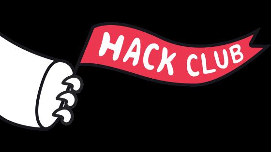 Hack Club flag Logo